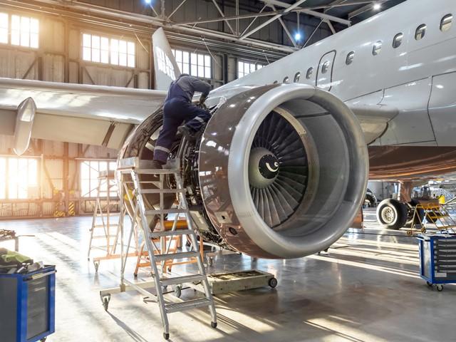 Aerospace Welding and Brazing